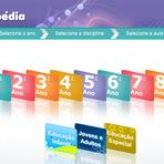 Educopédia - plataforma online colaborativa de aulas digitais