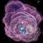 Espaço - Descoberto fóssil estelar que mostra como eram as primeiras estrelas