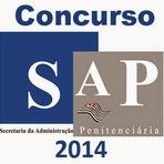 Apostila Concurso (SEAP- SP) 2014 - Secretaria Estadual de Administração Penitenciária de São Paulo