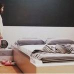 Conheça a cama inteligente que se arruma sozinha
