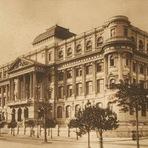 HISTÓRIA – Prédio da Biblioteca Nacional já abrigou a Câmara dos Deputados
