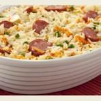 Culinária - Que Delícia!! Aprenda a fazer Arroz Integral à Camponesa