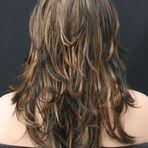 Cortes de cabelo repicado