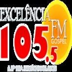 Excelência FM Gospel 105.5 FM - Cabo Frio / RJ