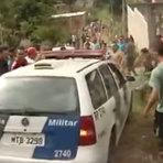 Vídeo: Pai matou a filha e diz que foi Deus quem mandou e população revoltada tenta lincha-lo