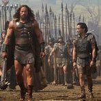 Hercules com A Pedra