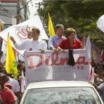 O PT coloca os militantes nas ruas e nas redes sociais
