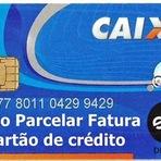 Blogosfera - Como Parcelar Fatura de Cartão de Crédito da Caixa – Passo a Passo