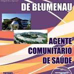 Apostila AGENTE COMUNITÁRIO DE SAÚDE - Concurso Prefeitura de Blumenau / SC 2014