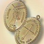 Linda Medalha de São Miguel Arcanjo grátis