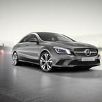 Mercedes-Benz Classe CLA ganha 3 novas versões no Brasil