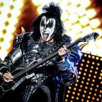 O rock morreu, decreta vocalista do Kiss! Gene Simmons