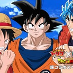One piece X Toriko X Dragon Ball Z - Legendado