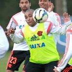 """Futebol - ANDERSON PICO AGRADECE CHANCE E DIZ: """"ESTOU DISPOSTO A DAR MEU SANGUE"""""""