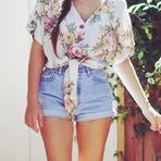 Blusas de verão 2015
