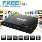 Novo Freei Petra HD IPTV Android