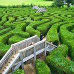 Longleat: O mais longo labirinto do mundo