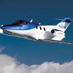 O primeiro avião da Honda já começou a voar