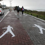 Estacionamentos serão substituídos por ciclovias na Praia Brava, em Itajaí