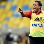 """Futebol - LUXA ELOGIA ATUAÇÃO DO FLAMENGO E DIZ QUE GRÊMIO JOGOU POR """"UMA BOLA"""""""