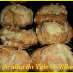 Culinária - Receita de Pão de Alho do Vale do Ribeira