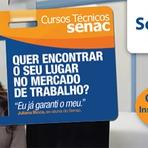 CURSOS TECNICOS SENAC EAD GRATIS