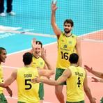 Vôlei - Trio deixa banco, tira Brasil do sufoco e garante quinta vitória no Mundial