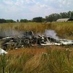 Avião cai e mata empresário do ramo de agronegócio em Mato Grosso. Dois sobrevivem