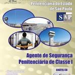Apostila Concurso SAP / SP (Segurança Penitenciária)  AGENTE DE SEGURANÇA PENITENCIÁRIA CLASSE I