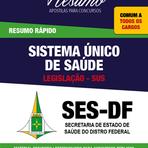 Concurso Público da Secretaria de Estado de Saúde do Distrito Federal