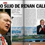 Escândalo Petrobras-PT : Paulo R. da Costa latiu o nome de Renan Calheiros!