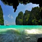 Praias que ficaram famosas na telona