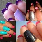 Moda & Beleza - Flip-side, a nova tendência de unhas decoradas