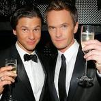 Celebridades - Casamento gay Entre Neil Patrick Harris e David Burtka