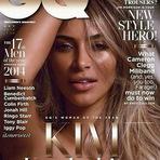 Kim Kardashian mostra corpão um ensaio