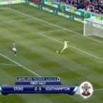 Gol do goleiro Asmir Begovic da própria área vai parar no Guinness Book
