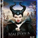 Cinema - Angelina Jolie em seu mais recente trabalho (Malévola)