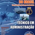 Concursos Públicos - Apostila TÉCNICO EM ADMINISTRAÇÃO - Concurso Marinha Do Brasil 2014