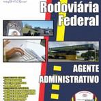 Apostila Concurso (PRF) Polícia Rodoviária Federal - Agente Administrativo 2014/2015