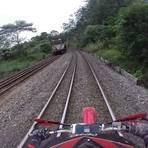 Vídeos - Nunca ande nos trilhos do trem, mesmo se for piloto de Motocross