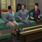 Jogos - The Sims 4 - Jogador recria cenários de Seinfeld e Friends
