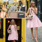 Celebridades - Paris Hilton não é tão legal que não pode destruir um Subway