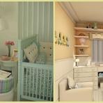 Decoração de quarto de bebê unissex
