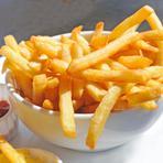 Como fazer uma deliciosa batata frita