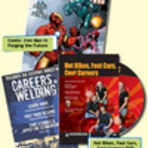 Ganhe Revista , Livro e DVD em quadrinhos