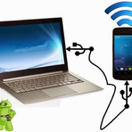 Portáteis - [Tutorial] Usar internet do PC no Android via USB