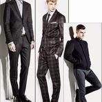 Moda Sisley para Homem