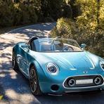Automóveis - Mini Superleggera Vision Concept 2014