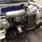 Honda CRX k20 – 10s All Motor