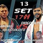 Esportes - Ilha Fight Jiu Jitsu será neste sábado 13/09 com confrontos entre campeões nacionais